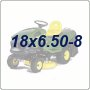 18x6.50-8 Lawn Tractor Tires