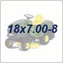 18x7.00-8 Lawn Tractor Tires