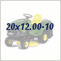 20x12.00-10 Lawn Tractor Tires