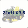 22x11.00-8 Lawn Tractor Tires