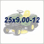 25x9.00-12 Lawn Tractor Tires