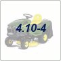 4.10-4 Lawn Tractor Tires