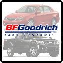 All BF Goodrich Car and Light Truck Tires