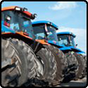 Rear Farm and Tractor Tires