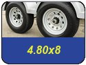 4.80x8 Trailer Tires