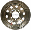 15x6 Greenball Galvanized Trailer Wheel (6 Lug)