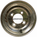 8x3.75 Greenball Galvanized Trailer Wheel (4 Lug)
