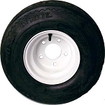 5.70-8 Carlisle USA Trail Trailer Tire and Wheel (LRC) (5 Lug)