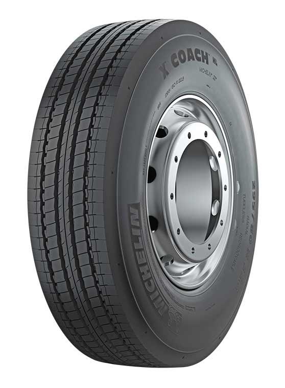 Tire Pressure Light >> 295/80R22.5 Michelin X Coach HL Z Commercial Bus Tire (16 Ply)