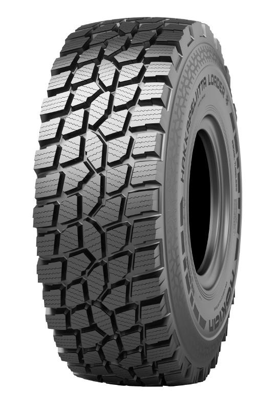 Truck Mud Tires >> 17.5R25 Nokian Hakkapeliitta Radial Loader Tire