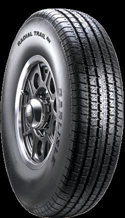 ST145/12 Carlisle Radial Trail RH Trailer Tire