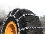 16.00-20 to 17.5-25 Twist Link Equipment Chain (1 Pair)