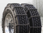 235/75R15 to 265/60R18 V-Bar Reinforced Dual Triple Chain (Cam) (1 Pair)