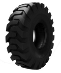 23.5x25 Rock Crusher Loader Tire (20 Ply) (L-2)