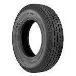 8x14.5 Power King Solid Trac Low Platform Trailer Tire (14 Ply)