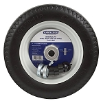 4.10-4 Carlisle Universal Flat Free Handtruck Tire and Wheel