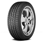 155/60R15 Continental ContiProContact All Season Tire (74T)