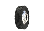 12R24.5 Double Coin RR706 Commercial Truck Tire (16 Ply)