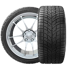 235/55R17 BFGoodrich g-Force COMP-2 A/S Tire (99W)