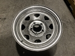8x3.75 Americana Galvanized Trailer Wheel (5 Lug)