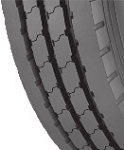 11R24.5 General Ameri-Steel S360 Commercial Truck Tire (16 Ply)