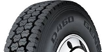 295/75R22.5 General D460 Commercial Truck Tire (14 Ply)