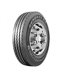 11R22.5 General RA Commercial Truck Tire (16 Ply)