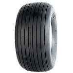 15x6.00-6 Greenball Straight Rib Lawn Tractor Tire (4 Ply)