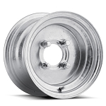 8x3.75 Carlisle Galvanized Trailer Wheel (4 Lug)