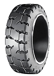 21x7x15 Continental PT18 Press On Band Forklift Tire