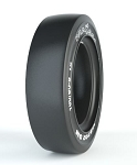 100/80-8 Maxam MS702 Industrial Solid Forklift Tire (Smooth)