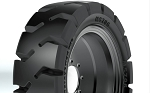 14-17.5 Maxam MS706 Solid Skid Steer Tire and Wheel