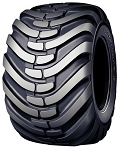 780/55-26.5 Nokian Forest King F Forestry Tire (20 Ply) (TT)