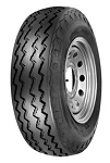 8x14.5 Power King Low Boy HD Low Platform Trailer Tire (12 Ply)