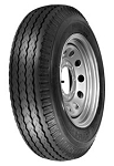 7x14.5 Power King Low Boy Low Platform Trailer Tire (12 Ply)