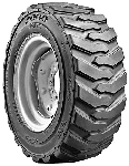 27x10.50-15 Titan HD 2000 Skid Steer Tire (8 Ply)