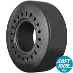 31X10-20 Brawler HPS SolidFlex Smooth Skid Steer Tire