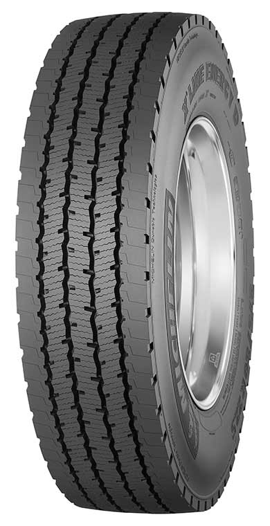 Fuel Truck Wheels >> 275/80R22.5 Michelin X Line Energy D Commercial Truck Tire (14 Ply)