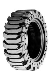 33x12x20 Brawler Skidsteer HPS Press-On Tire