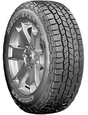 245/65R17 Cooper Discoverer A/T3 4S SUV and Light Truck Tire (116T)