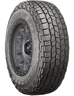 LT275/60R18 Cooper Discoverer A/T3 LT Light Truck Tire