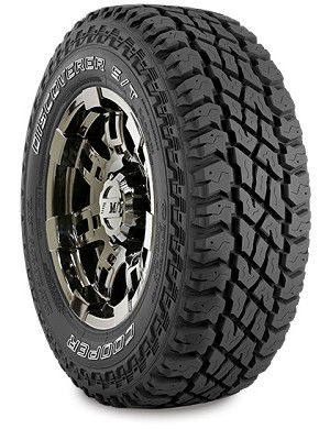 LT235/85R16 Cooper Discoverer ST MAXX Truck Tire (LRE)