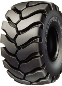 20.5R25 Michelin XLDD2 Radial Earthmover Tire (1 Star)