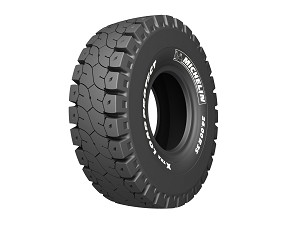 24.00R35 Michelin XTRA LOAD PROTECT Tire (3 Star)