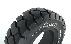 7.00-15 Maxam MS701 Industrial Pro Solid Forklift Tire (6.5)