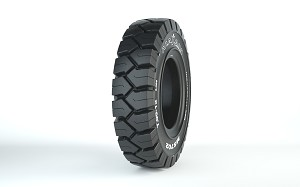 6.00X9 Maxam MS702 Industrial Solid Forklift Tire
