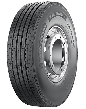 295/80R22.5 Michelin X MULTIWAY 3D XZE Commercial Truck Tire (16 Ply)