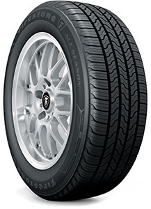 235/60R17 Firestone All Season Tire (102T)
