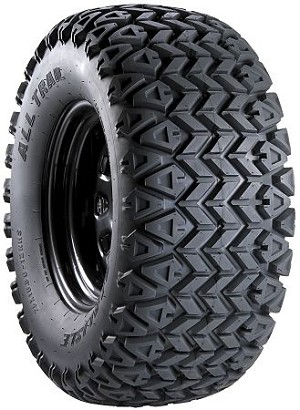 25x10-12 Carlisle All Trail ATV Tire (4 Ply)