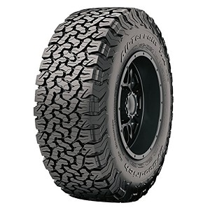 LT255/65R17 BF Goodrich All Terrain T/A KO2 Tire (LRD)